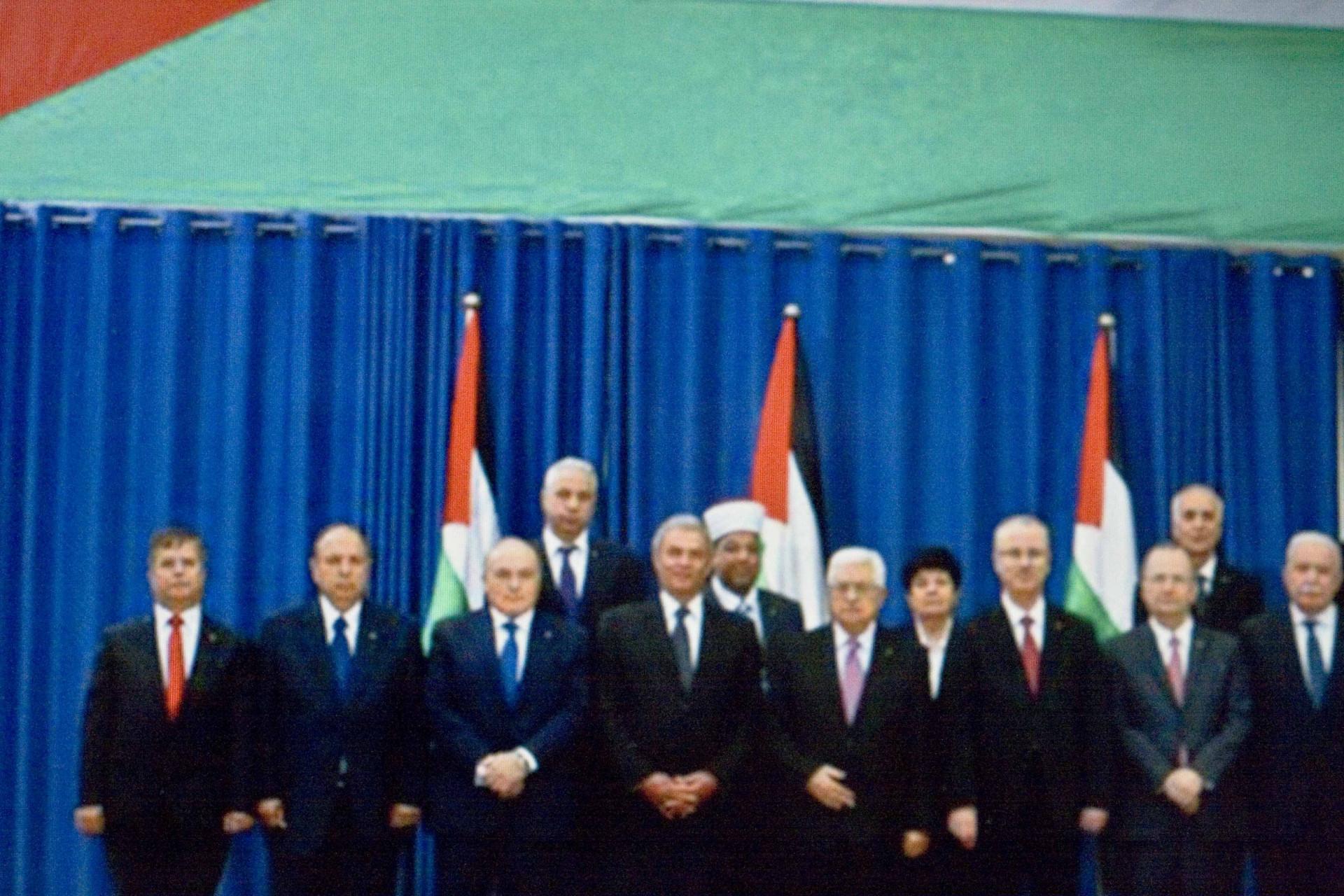 認同自決權 瑞典宣布承認巴勒斯坦國