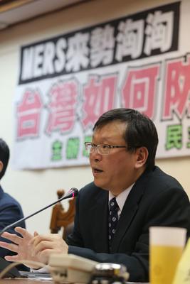 韓MERS疫情擴大 疾管署提高首爾旅遊警示
