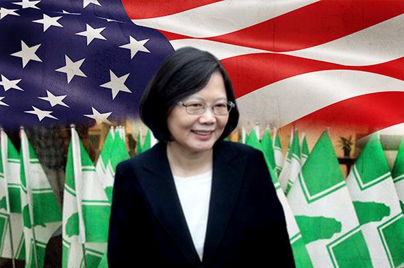 Pivot to the US──小英的台灣願景