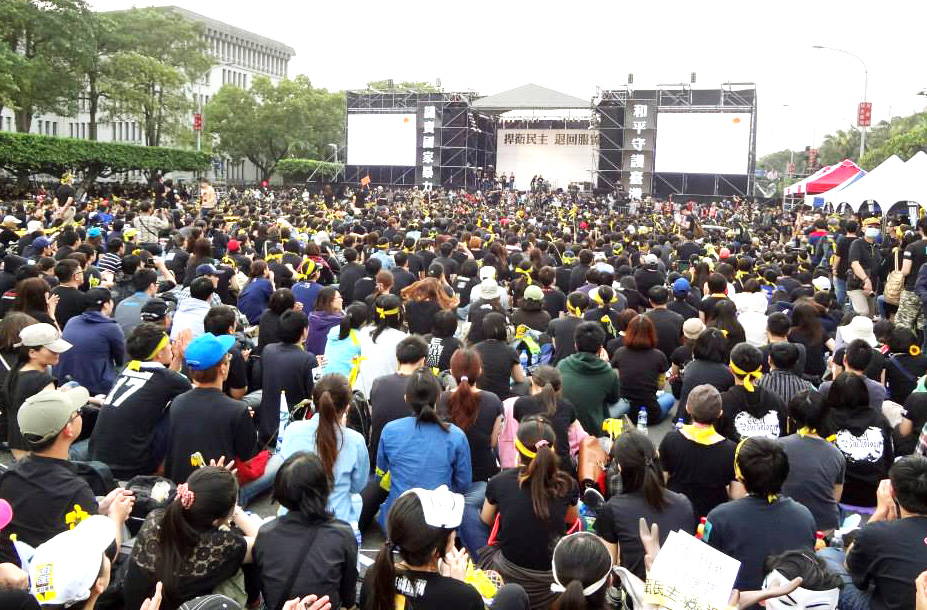 命運共同體──台獨與民主