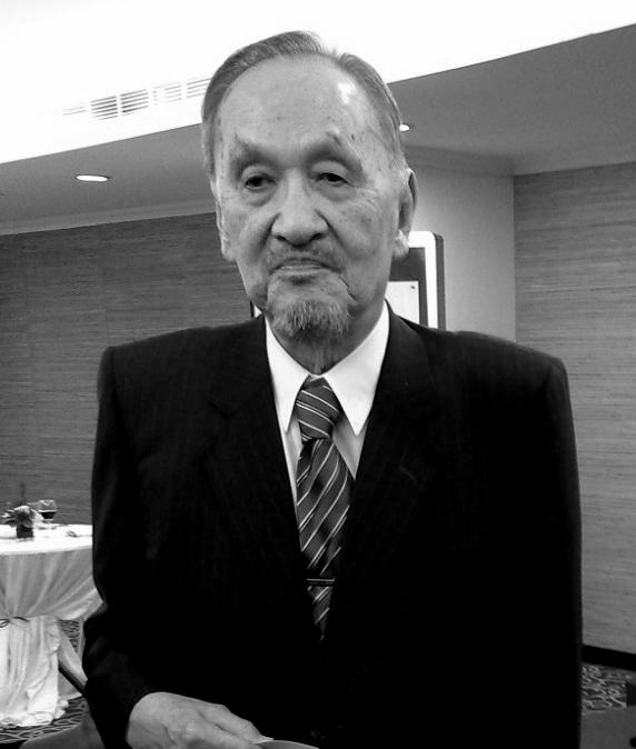 彭明敏 1996 總統選舉第一次電視政見發表會