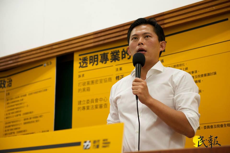 台獨行動黨 一度找上黃國昌擔任黨主席
