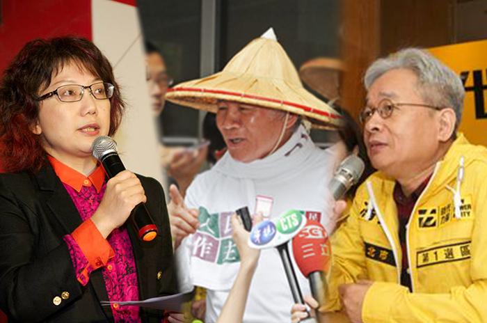 林義雄和太陽花──政黨政治的缺憾