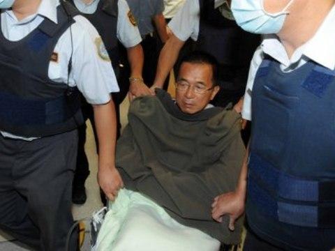 陳水扁回家了,但自由了嗎?