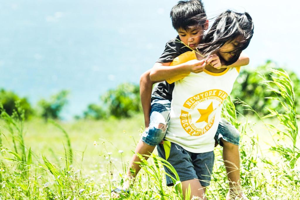 尋找感動,來看《太陽的孩子》