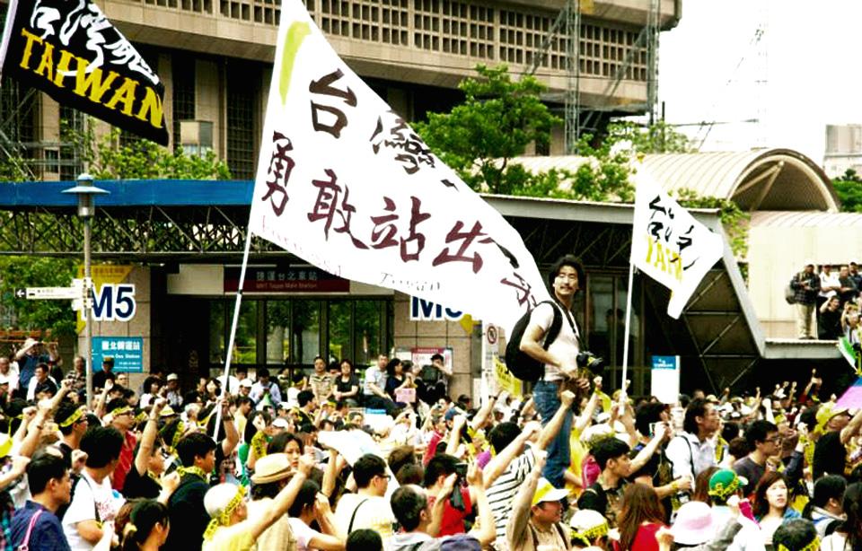 台灣已到大變天的前夕!