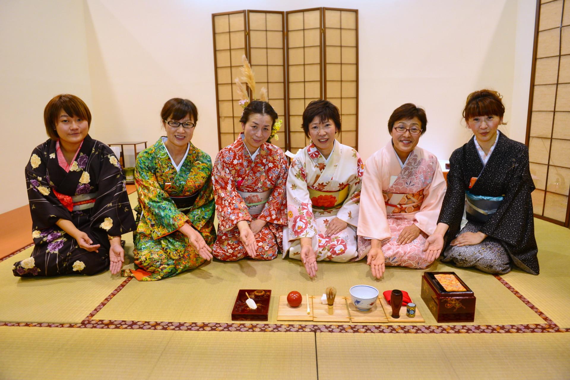 南投縣府主辦茶博開幕  日本茶道展演及體驗受青睞