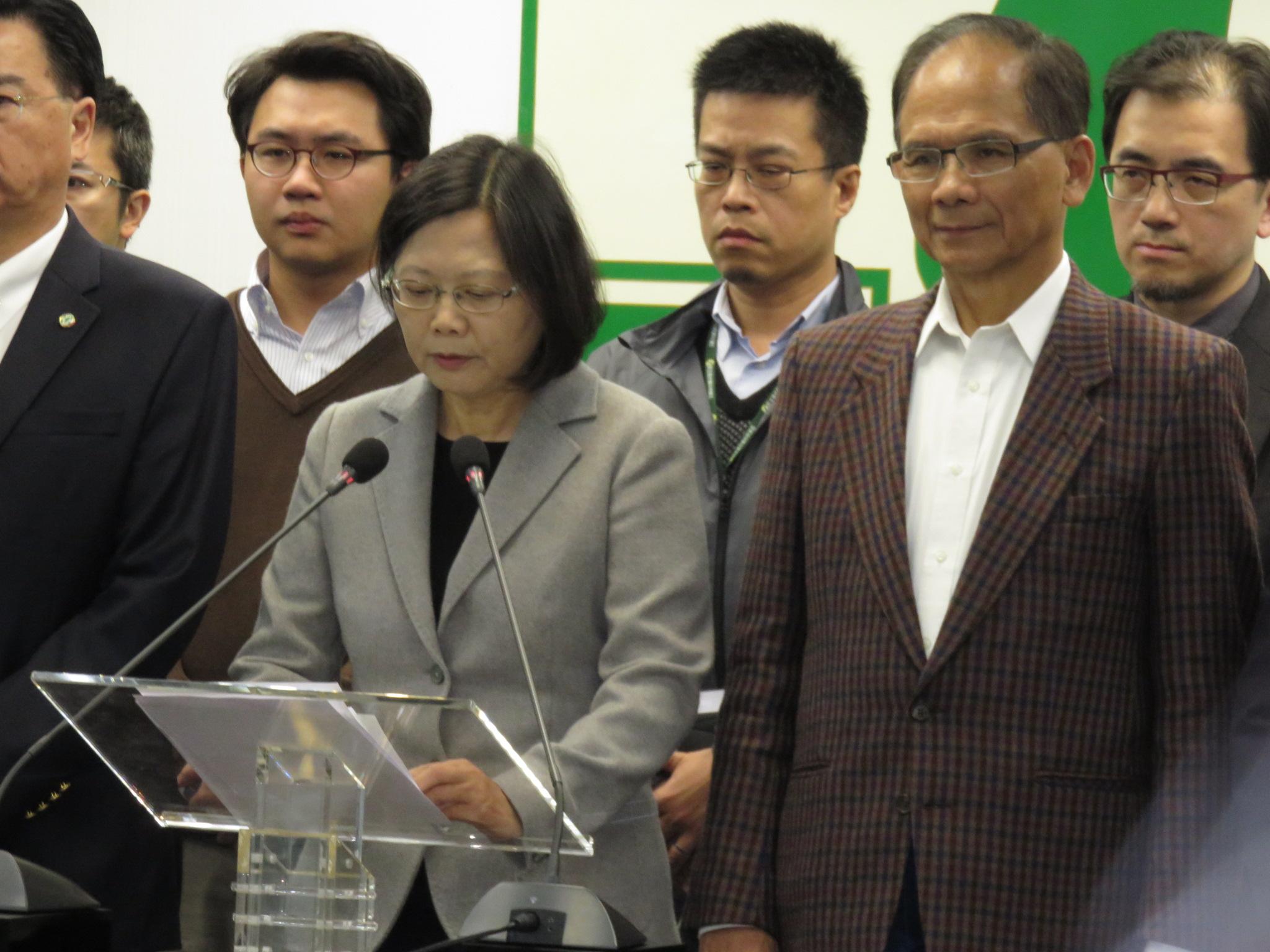 台南議長跑票  民進黨開除五位議員