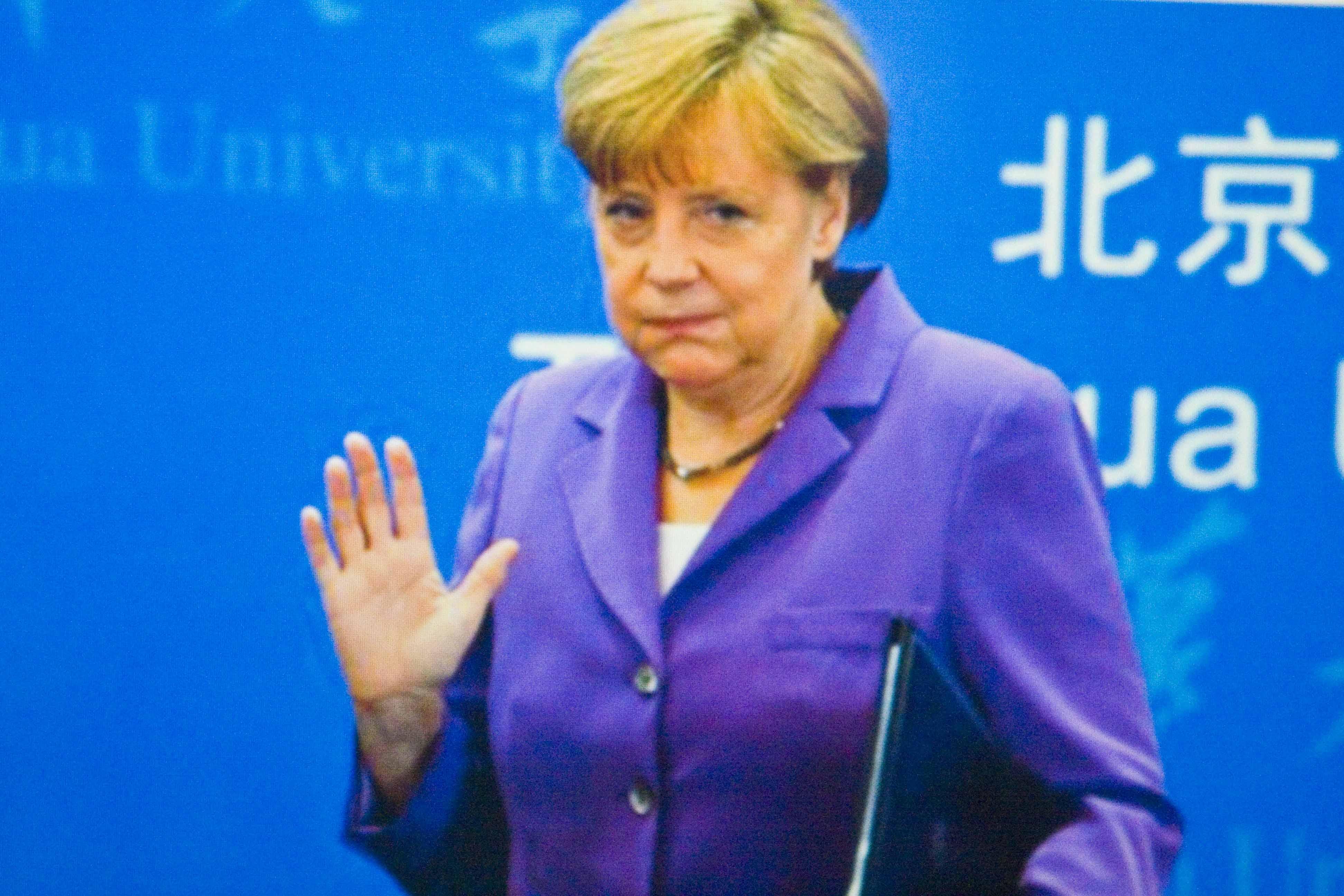 德總理臨別贈言「民主人權說」中國領導聽傻眼