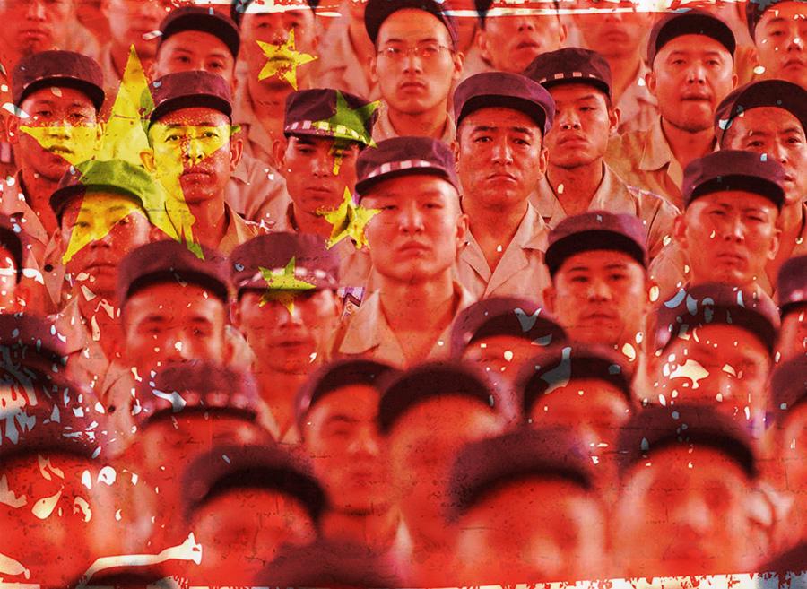 當全世界都向邪惡的中國低頭,你往何處去?